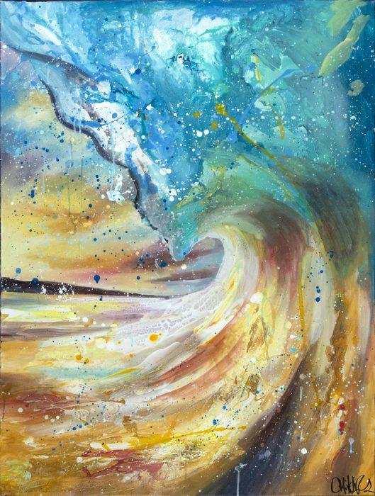 Chilvers, Samantha_Surfing Gold_Web