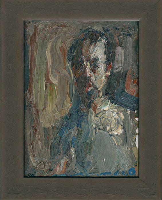 Kubresli, George_Self-Portrait_Web